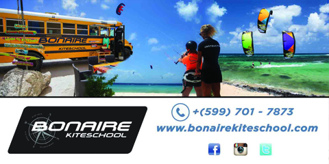 Bonaire Kite Boarding